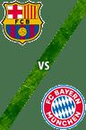 Barcelona vs. Bayern Múnich