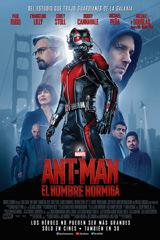 Ant-Man:<br />El Hombre Hormiga