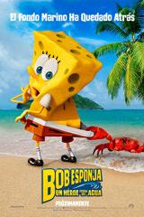 Bob Esponja:<br />Un Héroe Fuera del Agua