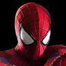 Andrew Garfield en el papel de Spider-Man (El Hombre Araña)