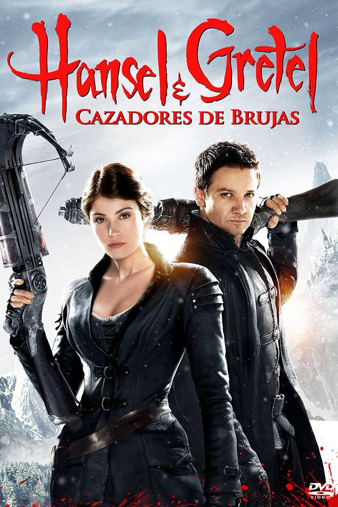 Poster De La Pel 237 Cula Hansel Y Gretel Cazadores De Brujas