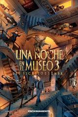 Una Noche en el Museo 3:<br />El Secreto de la Tumba
