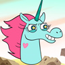 Pony Head / Cabeza de Unicornio