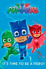 PJ Masks: Héroes en Pijamas