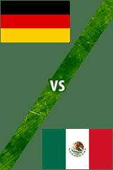Alemania vs. México