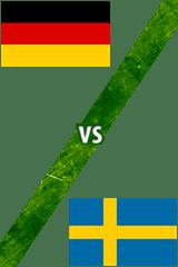 Alemania vs. Suecia