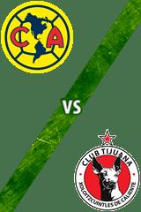 América vs. Tijuana