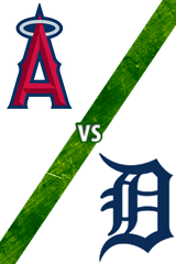 Angels Vs. Tigers
