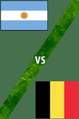 Argentina vs. Bélgica