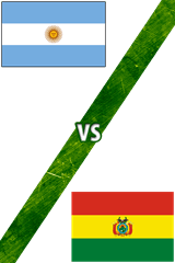 Argentina vs. Bolivia