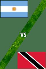 Argentina Vs. Trinidad y Tobago