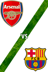 Arsenal vs. Barcelona