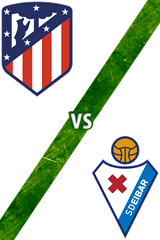 Atlético de Madrid vs. Eibar