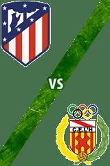 Atlético de Madrid vs. Hospitalet