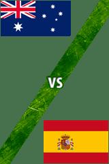 Australia Vs. España