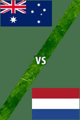 Australia Vs. Holanda