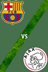 Barcelona vs. Ajax