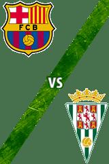 Barcelona vs. Córdoba
