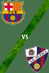 Barcelona vs. Huesca