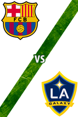 Barcelona vs. Los Angeles Galaxy