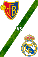 Basilea vs. Real Madrid
