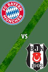 Bayern Múnich-Besiktas