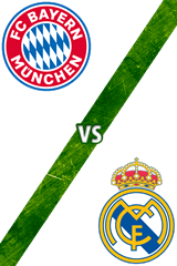 Bayern Múnich Vs. Real Madrid