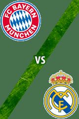 Bayern Múnich-Real Madrid