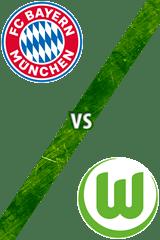 Bayern Munich vs. Wolfsburg