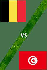 Bélgica vs. Túnez