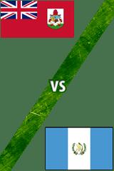 Bermudas vs. Guatemala