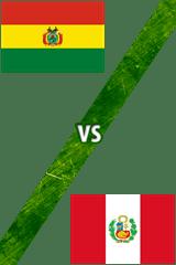 Bolivia vs. Perú