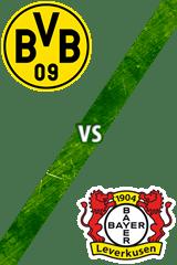 Borussia Dortmund vs. Bayer 04 Leverkusen