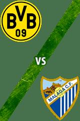 Borussia Dortmund Vs. Málaga