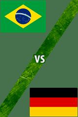 Brasil vs. Alemania