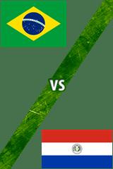 Brasil vs. Paraguay