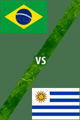 Brasil vs. Uruguay