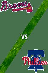 Braves Vs. Phillies