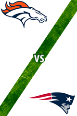 Broncos vs. Patriots