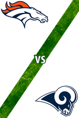 Broncos vs. Rams
