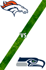 Broncos vs. Seahawks