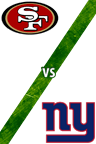 49ers vs. Giants