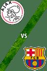 Ajax Vs. Barcelona
