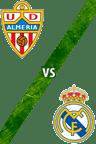 Almería vs. Real Madrid