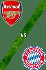 Arsenal Vs. Bayern Múnich