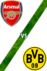 Arsenal vs. Borussia Dortmund