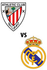 Athletic Club Vs. Real Madrid