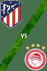 Atlético de Madrid vs. Olympiacos