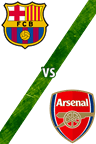 Barcelona vs. Arsenal