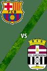 Barcelona Vs. FC Cartagena